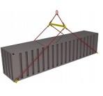 Траверса для контейнеров ручная ТРК8