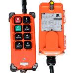 Радиоуправление Telecrane А21-E1B