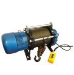 Лебедки электрические модели KCD-A